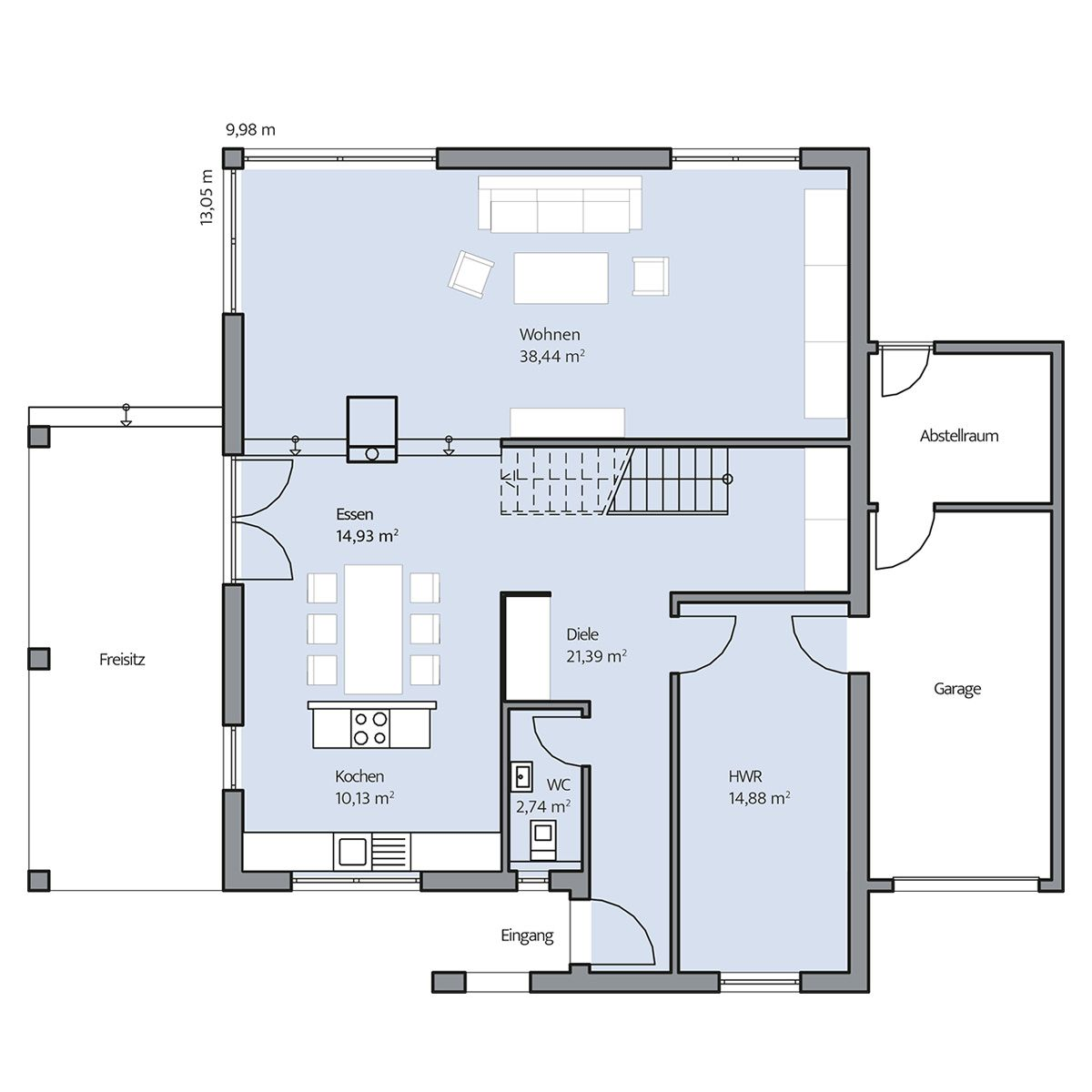 wc dusche re unten neben eingang garderobe danach speis. Black Bedroom Furniture Sets. Home Design Ideas