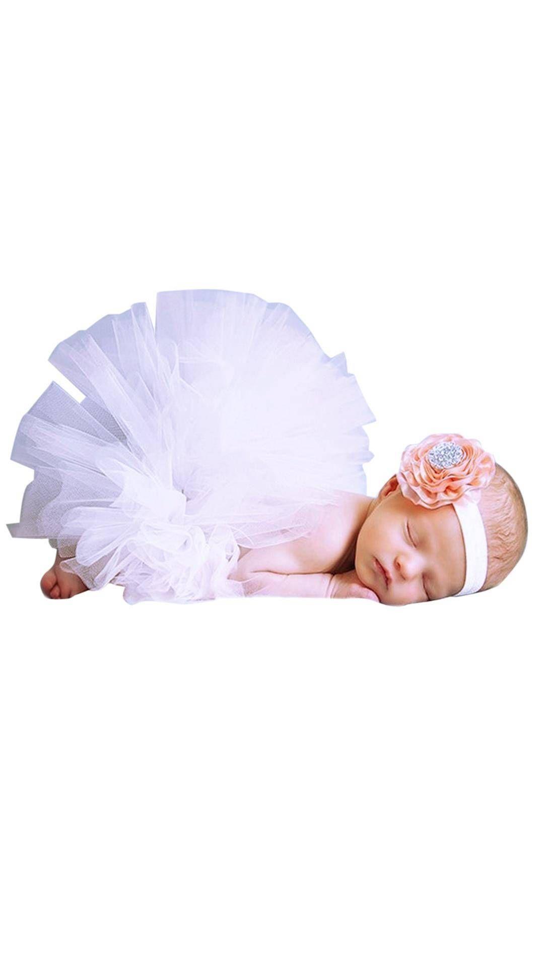 Baby Fantasias Recem Nascido Flower Headband #Headband