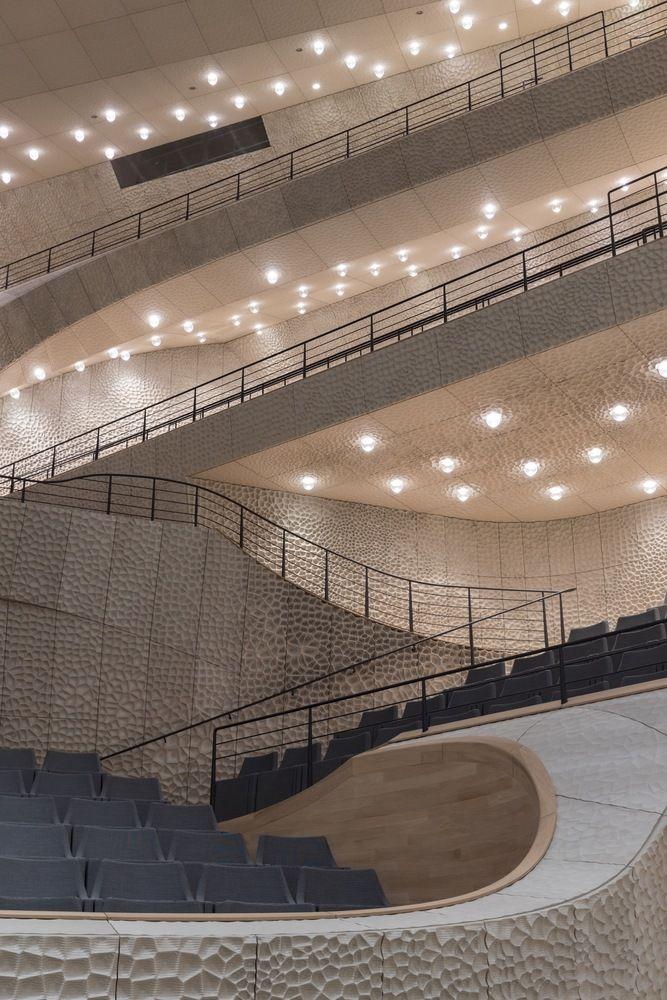 Gallery Of Elbphilharmonie Hamburg Herzog De Meuron 10 Architecture Building Architecture Design