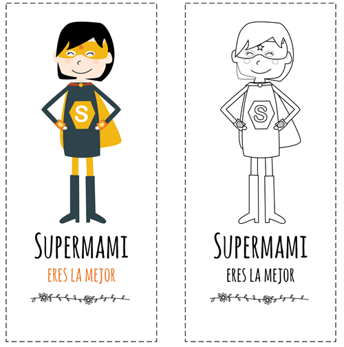marcapginas para regalar el da del madre puedes descargarlo gratis en http