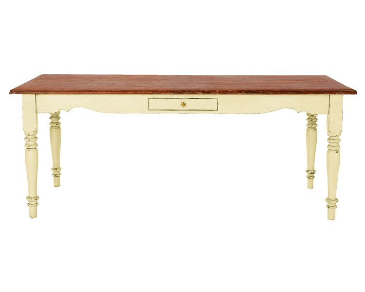 Made To Order Furniture Bramley Cream Dining Table Laura