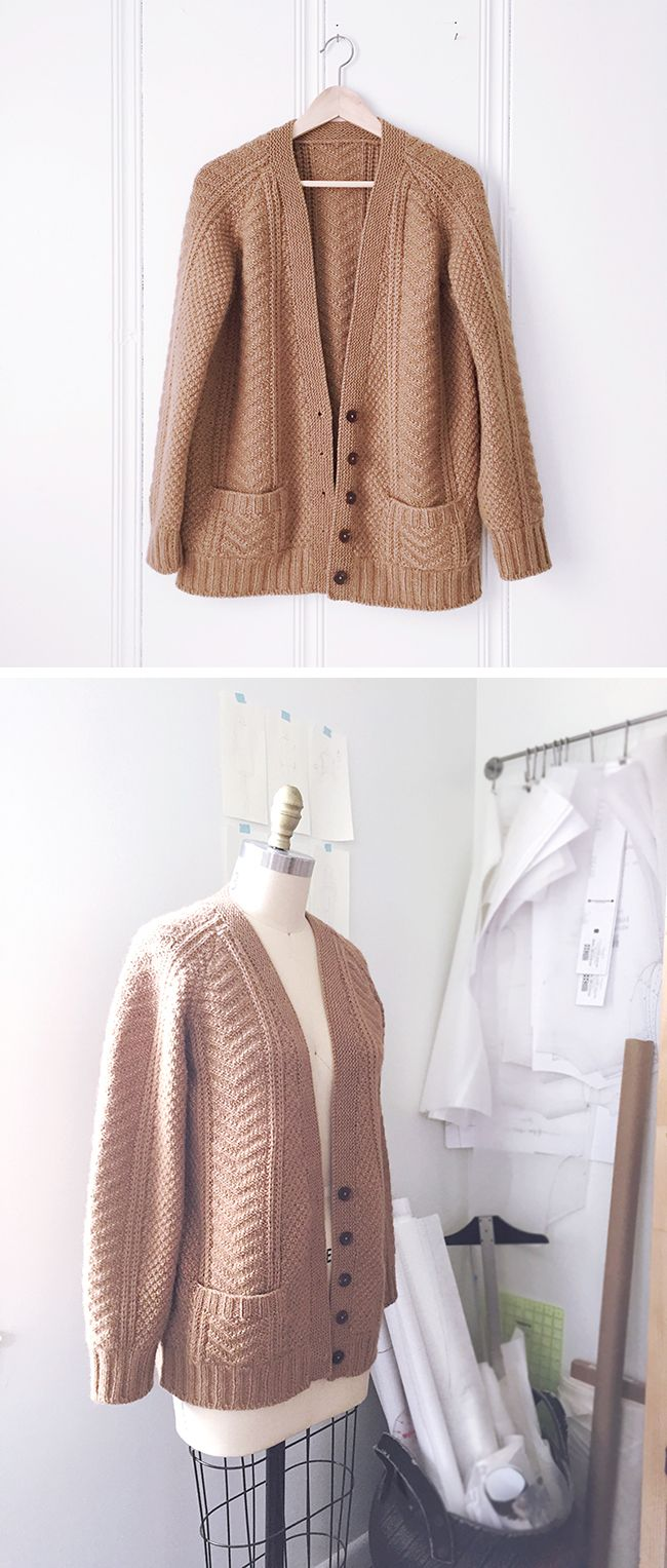 2017 FO-2 : Camel Channel cardigan | Knitting | Pinterest | Camels ...