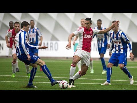 Ajax oefende dinsdag op de toekomst achter gesloten deuren for Net 5 achter gesloten deuren