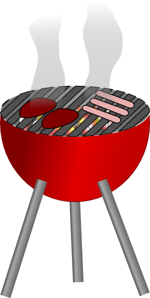 barbecue clip art free barbecue grill clip art projects to try rh pinterest com girl clip art grill clipart png