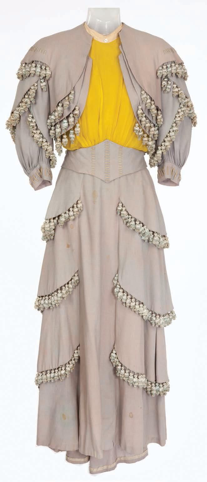 """From """"Meet me in St Louis"""" (1944) worn by Judy Garland as Esther Smith design by Irene Sharaff"""