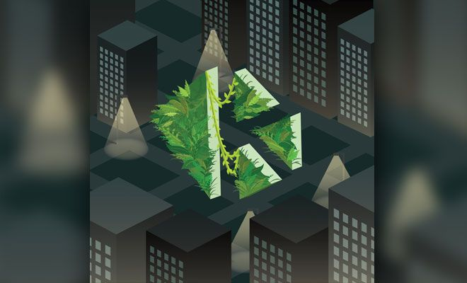 """KREACH Release Free Mp3 Download Of """"Downtown Jungle"""" #Music"""