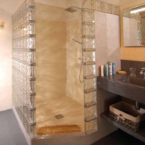 brique en verre ? chaios - Brique Verre Salle De Bain cuisine