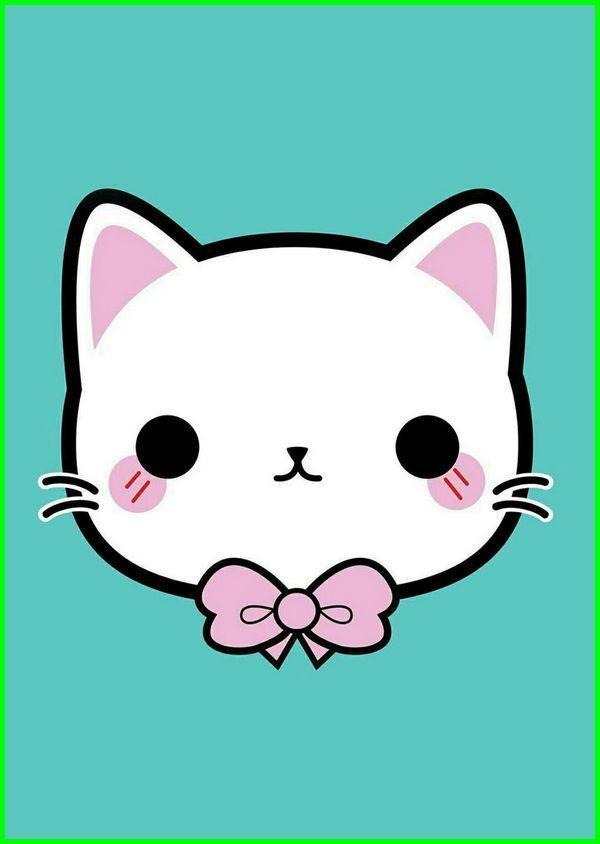 Gambar Kucing Lucu Kartun : gambar, kucing, kartun, Gambar, Kucing, Lucu,, Paling, Menggemaskan, Sedunia, Kartun,, Menggambar