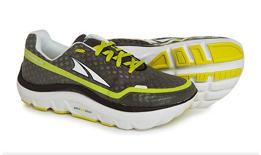 Altra Men's Paradigm 1.5 Charcoal Lime Running Shoe –  HeartRateMonitorsUSA.com