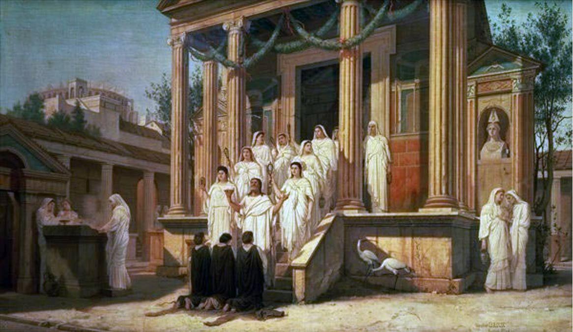 vestal virgins powerful priestesses of rome s sacred