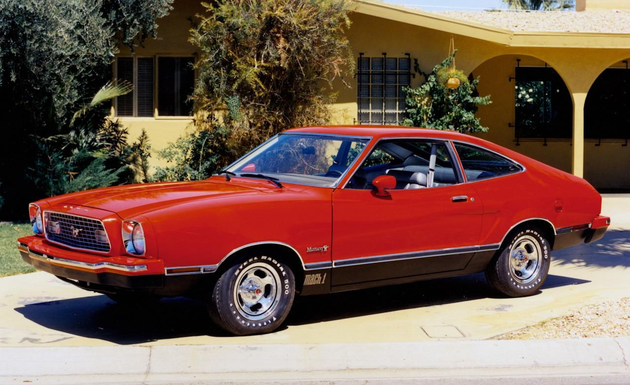 1975 mustang ii mach 1 this looks just like the 1st mustang i had loved that car