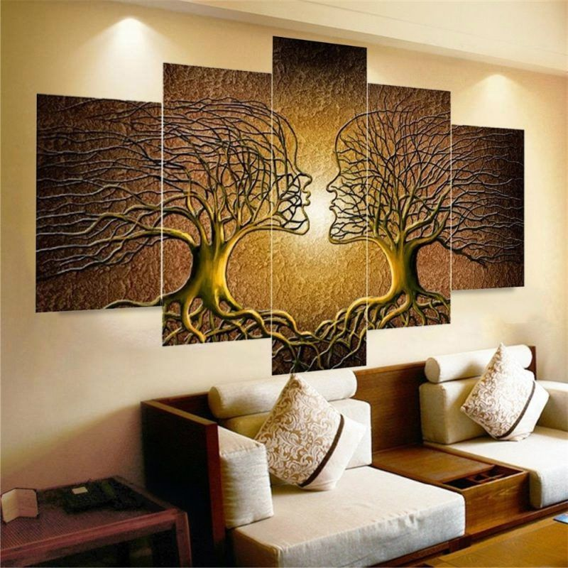family canvas art for home