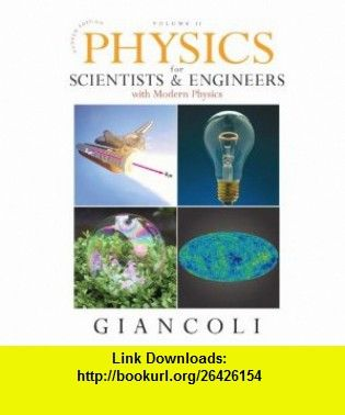 Physics for scientists engineers vol 2 chs 21 35 with student study guide and selected solutions manual for scientists engineers with modern physics vol 1 by doug giancoli author i bought the e book and fandeluxe Gallery