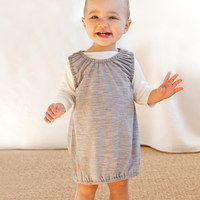 Nui Organics is proud to offer their line of socially and environmentally responsible organic wool and cotton creations. Their collection of kids' apparel features classic styles and exceptionally solid construction. Whether you're searching for the perfect tee to complement a treasured pair of jeans or a comfy playsuit for your little charmer, Nui Organics has you covered!