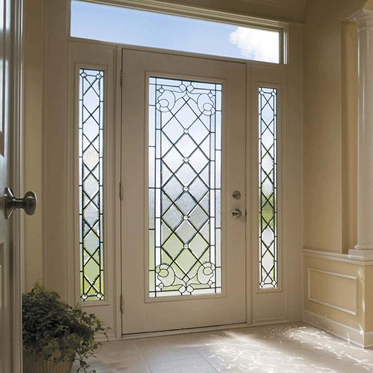 Full Light Entry Door With Glass Front Door In 2019