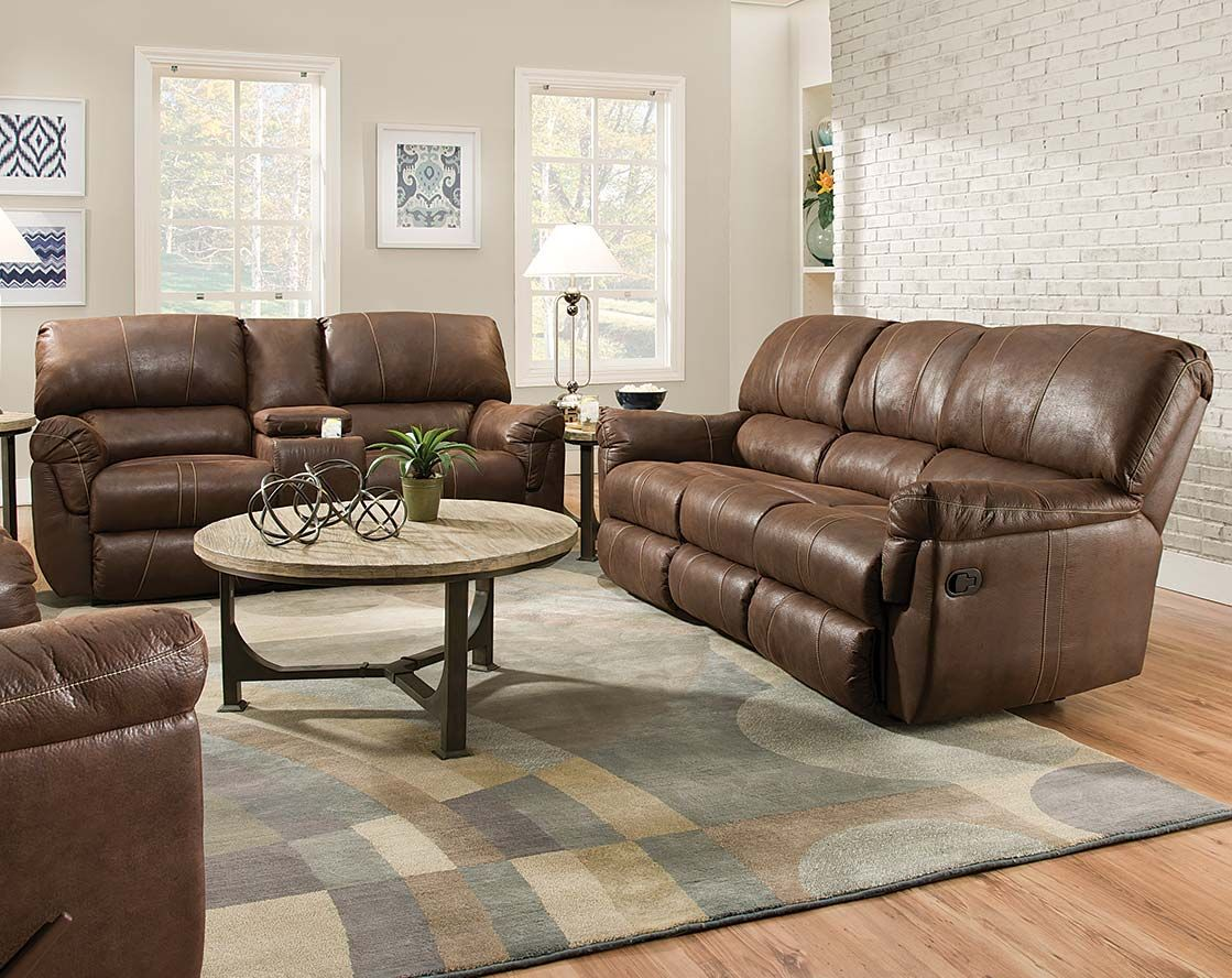 Admirable The Renegade Mocha Reclining Sofa And Loveseat Set Is A Andrewgaddart Wooden Chair Designs For Living Room Andrewgaddartcom