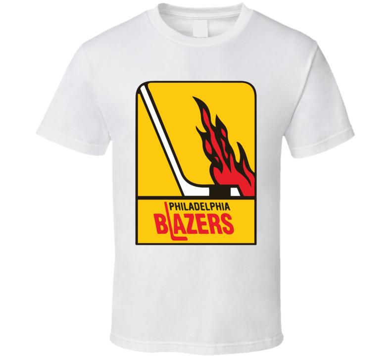 Philadelphia Blazers World Hockey Association Retro Team