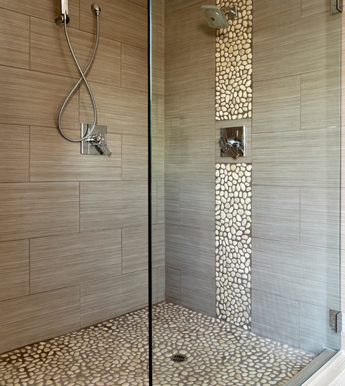 101 Beach Themed Bathroom Ideas Beachfront Decor Modern Bathroom Bathroom Shower Tile Beautiful Bathrooms