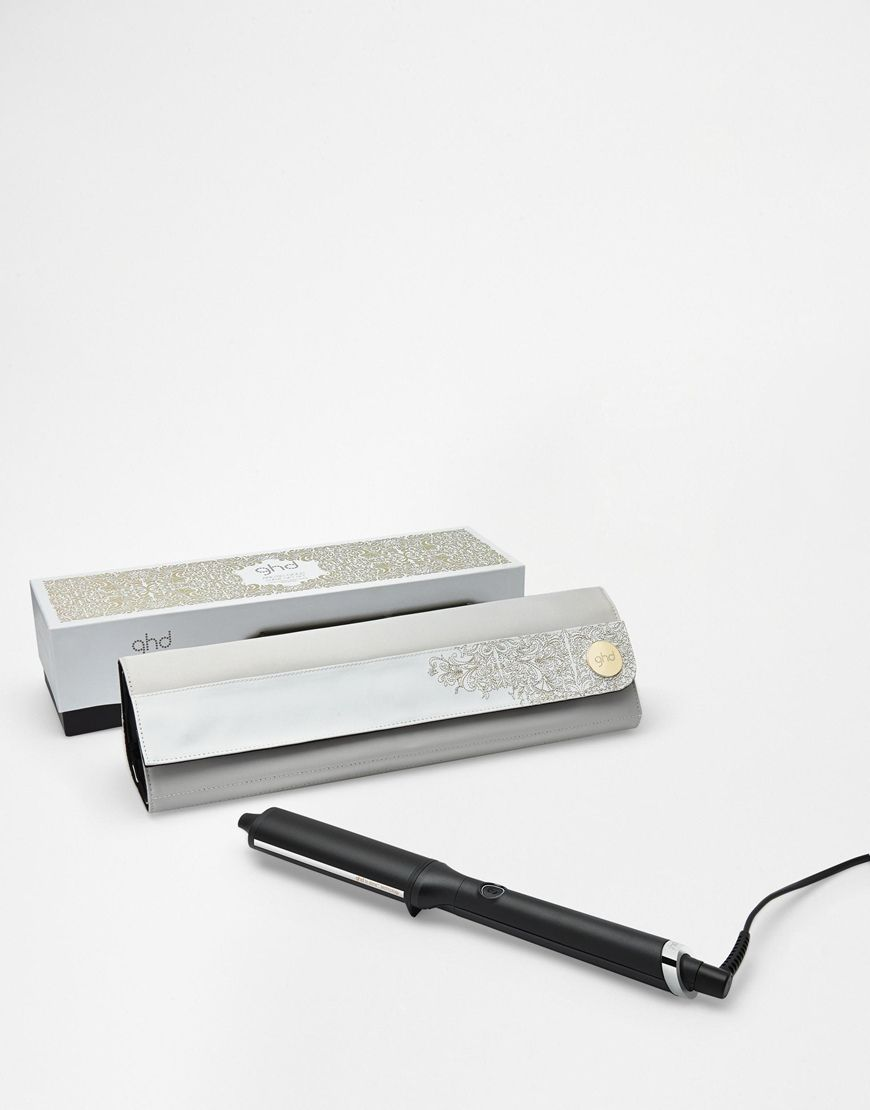 Photo of ghd Arctic Gold Curve Classic Wand Curling Gift Set at asos….