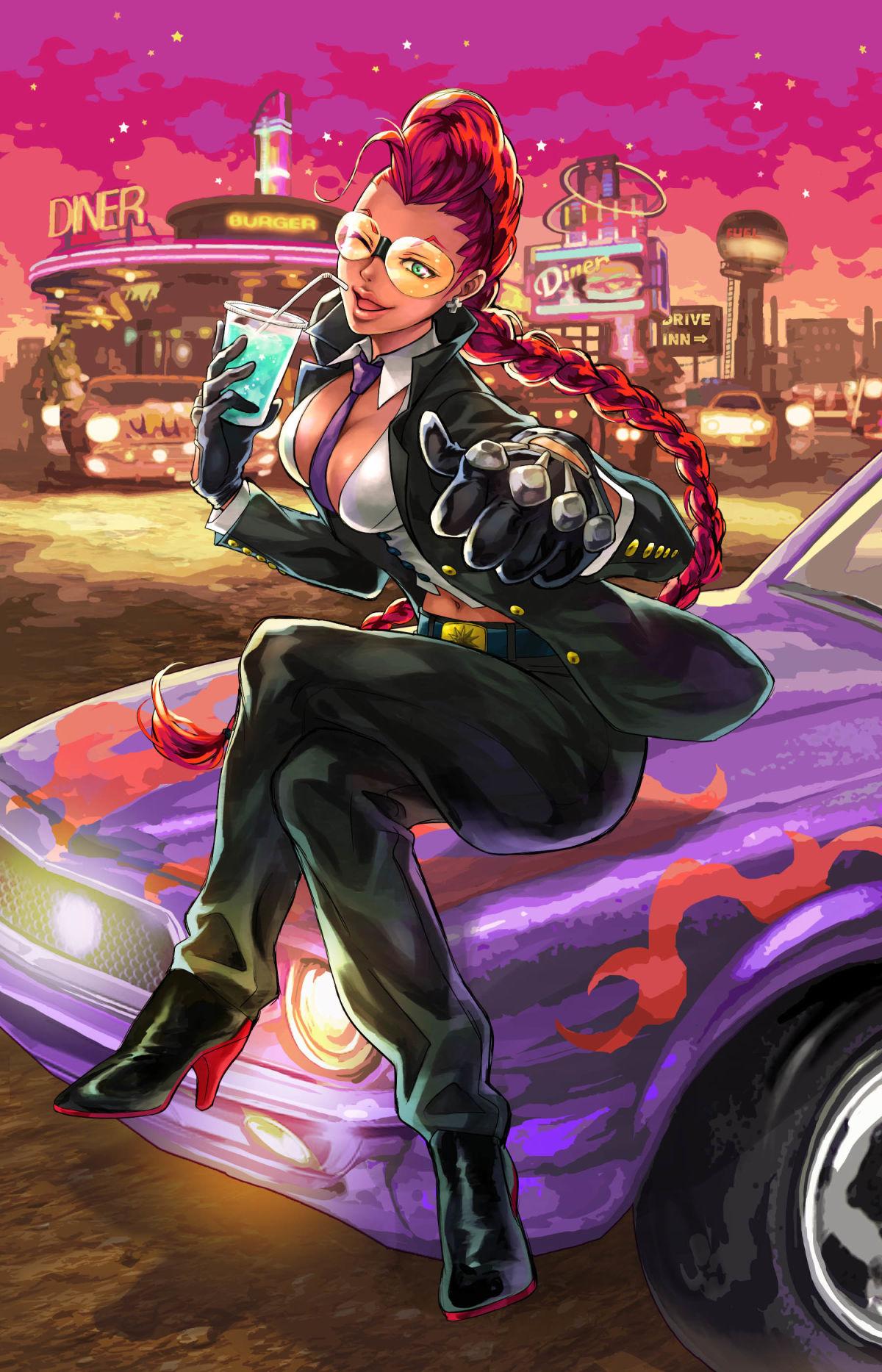latest (1200×1867) Street fighter art, Street fighter