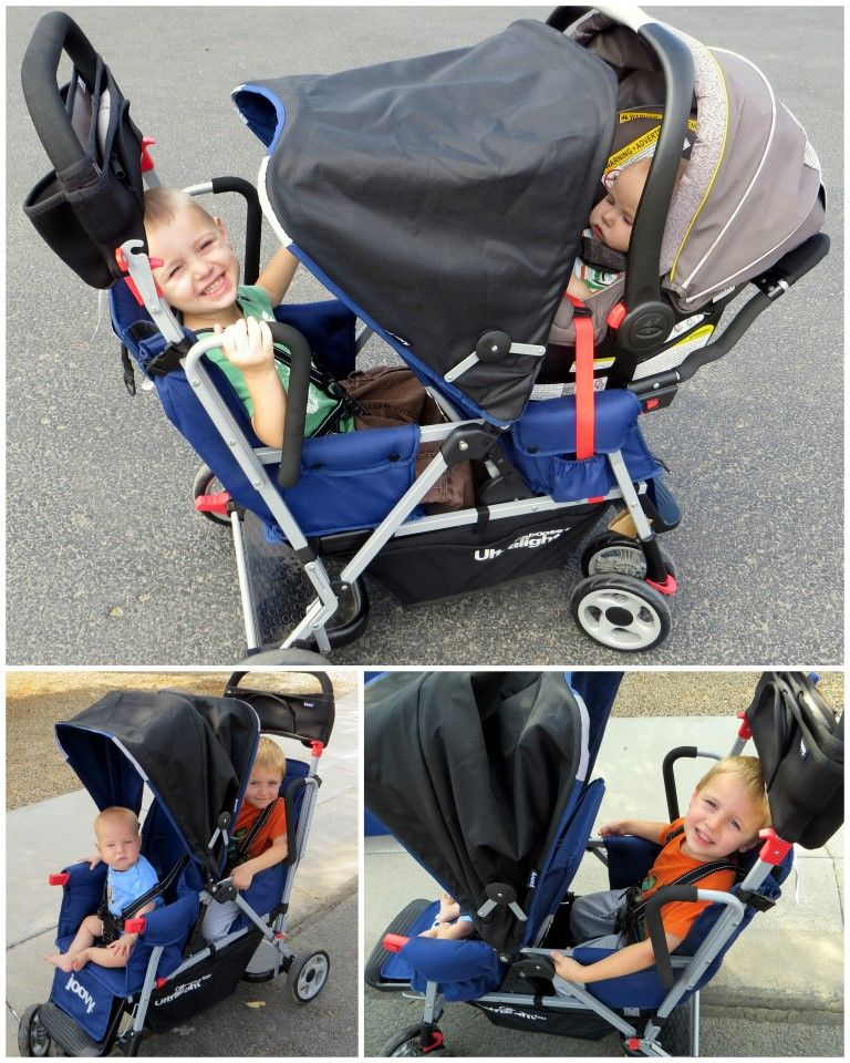 The Ultimate Stroller For Two Joovy Caboose Too