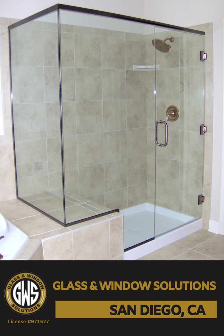 You Don T Need A Lot Of Space To Install A Glass Shower In Your