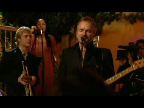 "Sting - ""If You Love Somebody, set them free"" - All This Time ODD Concert"