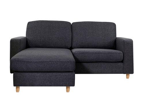 Canapé d'angle compact confortable réversible tendance design RABAT - MyCreationDesign.com