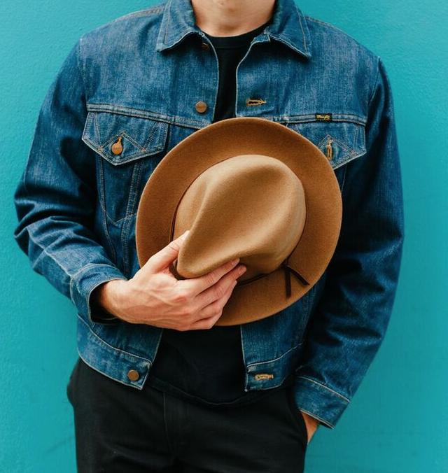 a3149b19c0505e Luke Fedora - Caramel | Spring 2018 | Cool hats, Hats, Hat making
