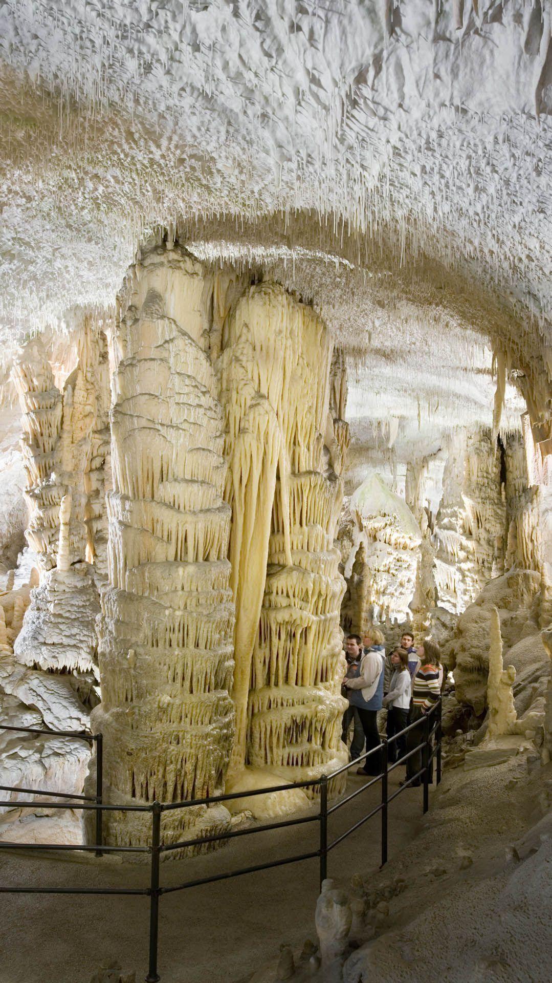 White Hall, Postojna Cave, Slovenia. natgeotravel natgeo