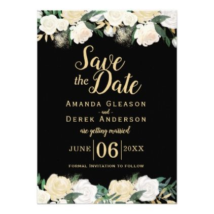Romantic Photo Save the Date Card Romantic photos, Romantic and - formal invitation style