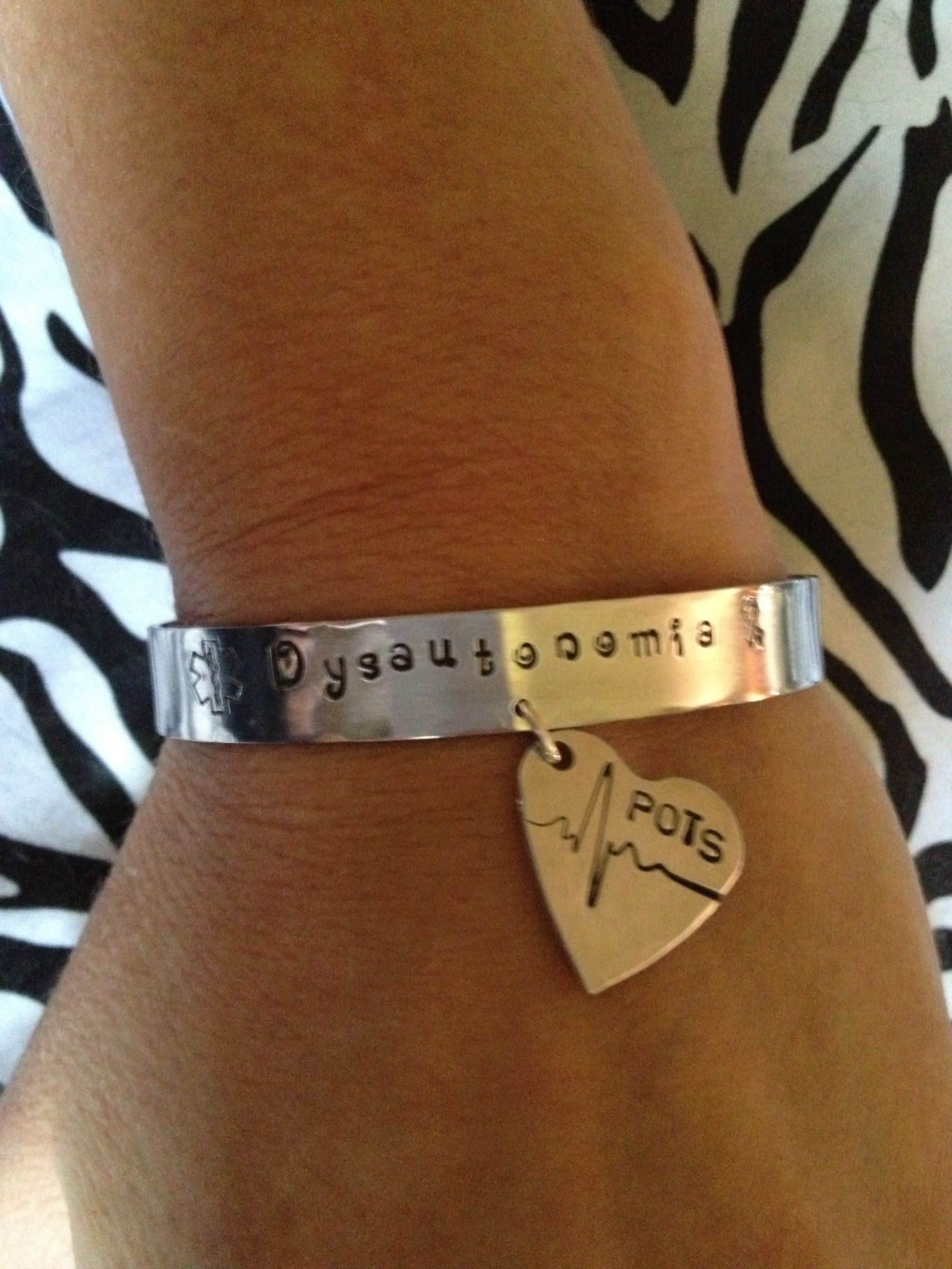 and listing dysautonomia bracelet eds ehlers fullxfull il awareness danlos ribbon expb zoom car