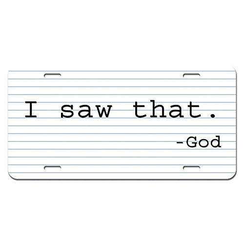 Jesus Saves Vanity Metal Novelty License Plate Tag Sign Pride Plates