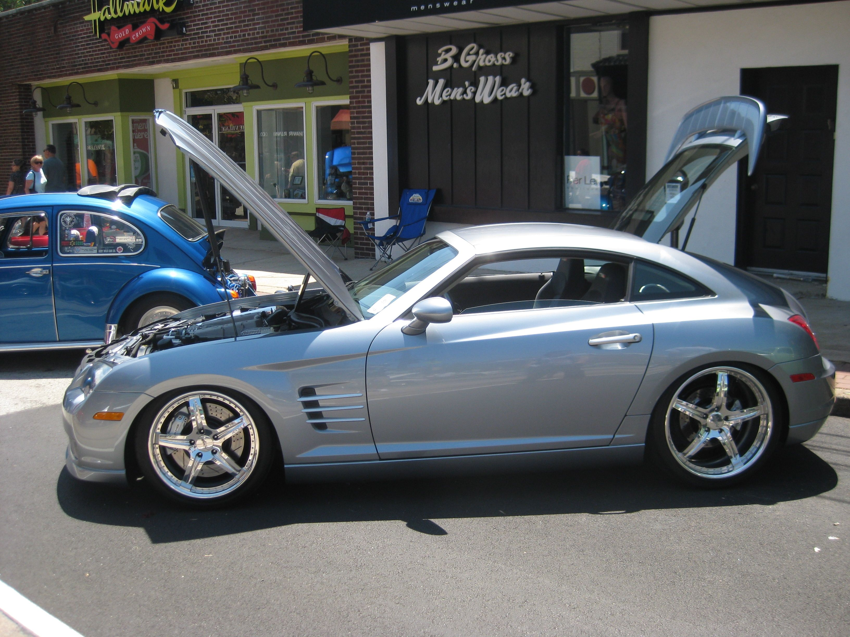 Custom Crossfire Srt6 Google Search Chrysler Crossfire