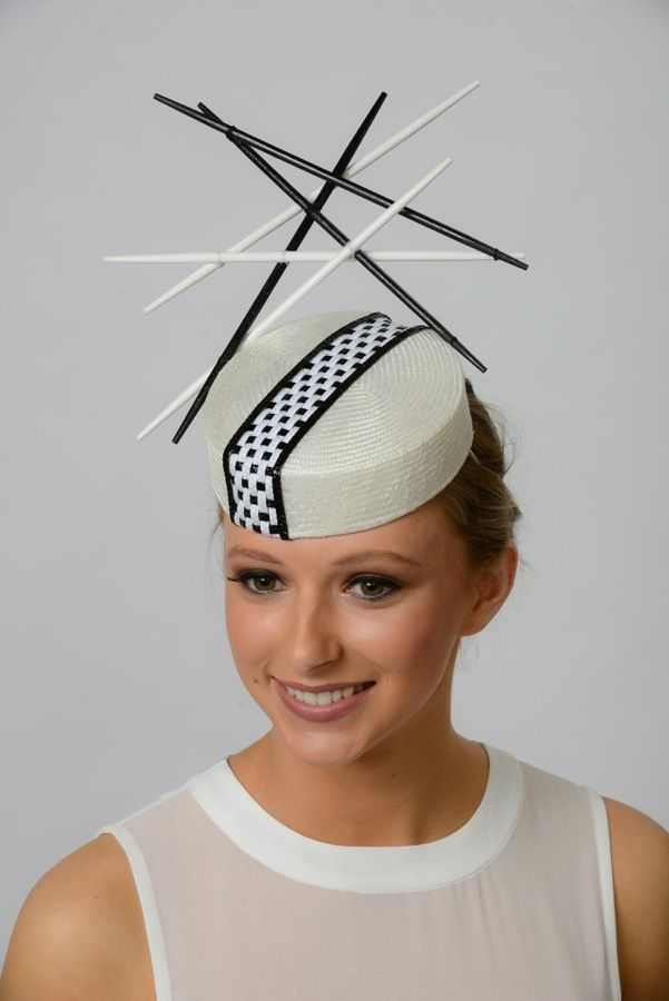 Lisa Alexander Design Unique Hats Modern Hat Hair Accessories