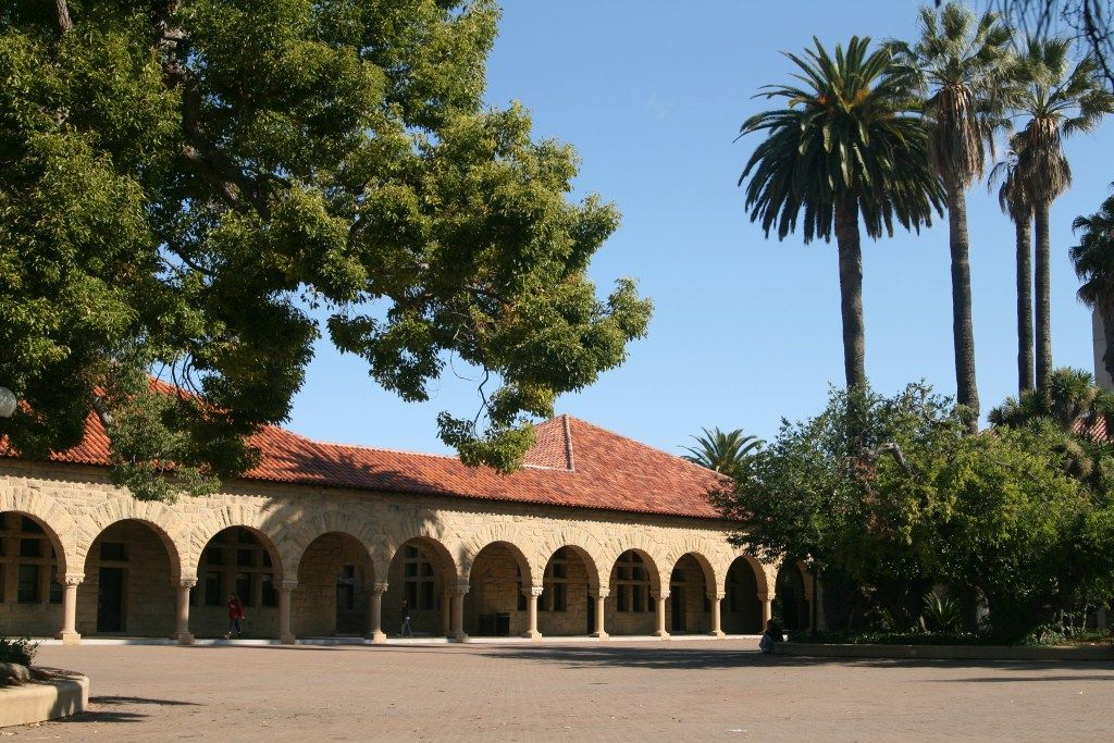 Stanford University, a land of genius and successful businessman.