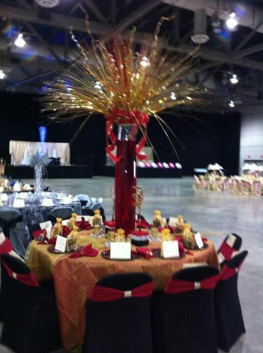 Ball Table Decorations Extraordinary Mardi Gras Ball Table Decoration  Inspiring Ideas  Pinterest Review