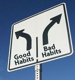 This post tell you the secret to developing new habits which are good for you.