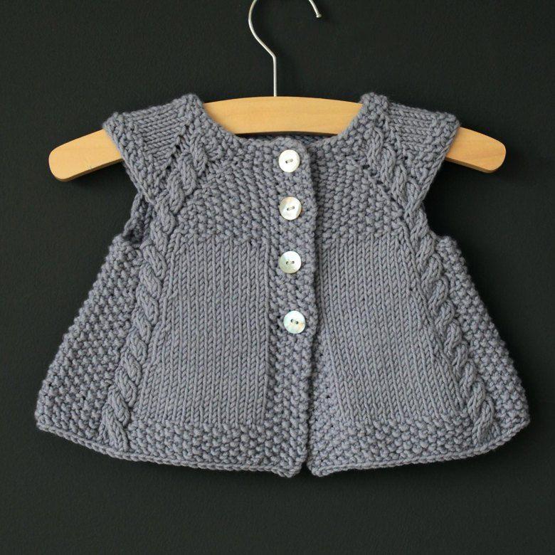 Powder Blue Knitting pattern by Frogginette Knitting Patterns