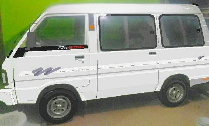 Suzuki Super Carry Extra 1000cc 1994 Mobil Indonesia