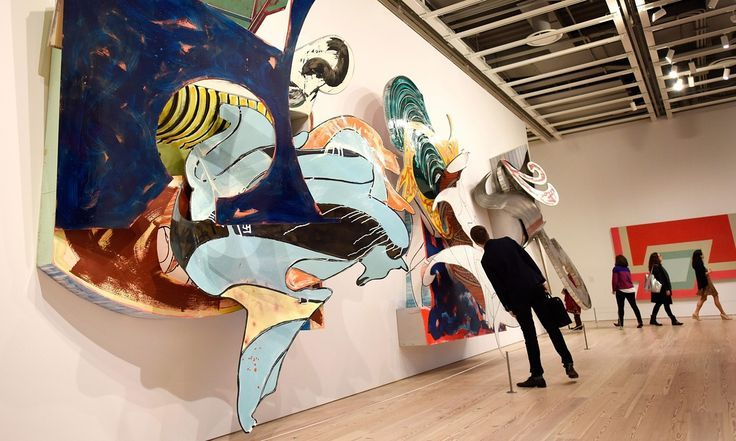 Frank Stella at the Whitney from impassive abstraction