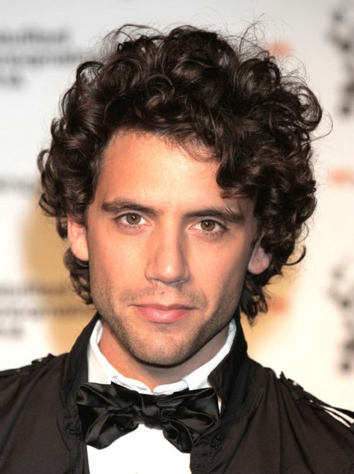 Formal Hairstyles For Men With Curly Hair Curly Hair Men Wavy