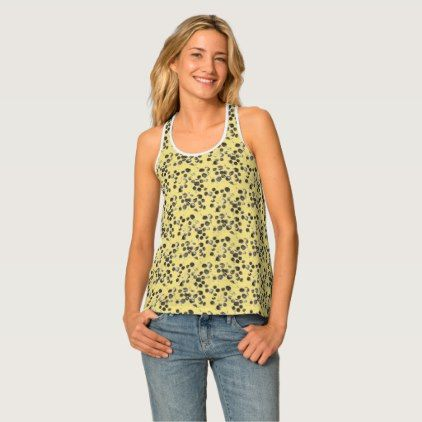 Abstract Black Dots 170256 Tank Top Giftsforher Gift Gifts Her For Pinterest
