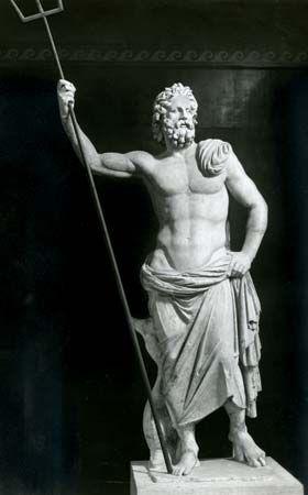 Poseidon | Myths, Symbols, & Facts
