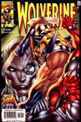 Wolverine Issue # 154