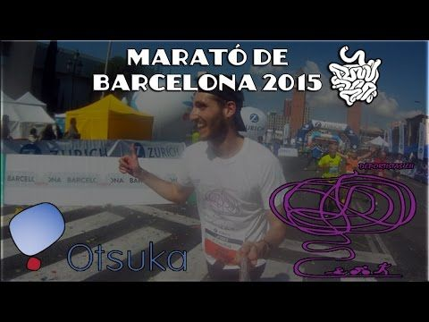 Marató BCN 2015   Sin permiso del Crohn y la Colitis Ulcerosa Great videoclip showing the atmosphere and solidarity for Cristian Garrido and other IBDsportsmen during last Sunday´s marathon in Barcelona. #nadanospara (nothing stops us)!!! Enjoy...!!