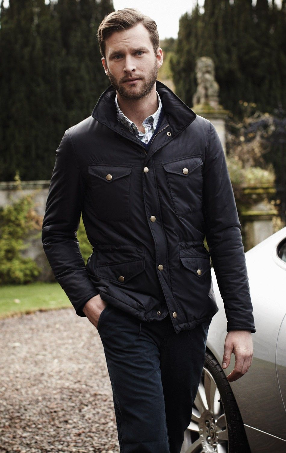 Mens jacket barbour - Barbour New And Old Barbour Mensbarbour Jacketdown