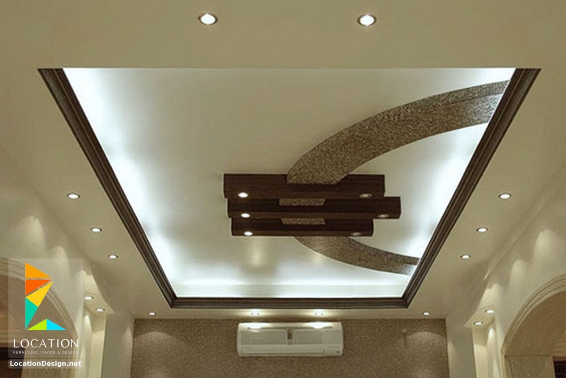 احدث افكار ديكور جبس اسقف الصالات و الريسبشن 2017 2018 House Ceiling Design Pop False Ceiling Design Ceiling Design Modern
