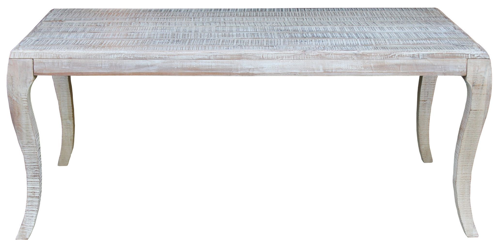 Mystic Wood Dining Table in Reclaimed Acacia Wood
