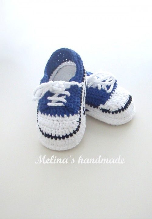 crochet baby shoes | Summer collection melinashandmade Gr ...